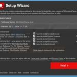 free software installer used to propagate adware sample 1