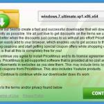 PriceMinus adware installer sample 2