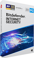 Scatola Bitdefender Internet Security 2021