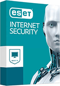 Scatola ESET Internet Security 2021 Edition