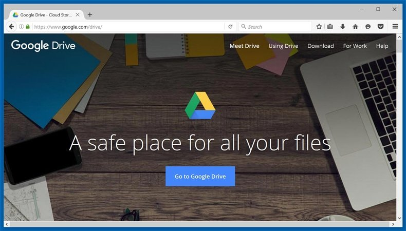 backup solutions - Google drive