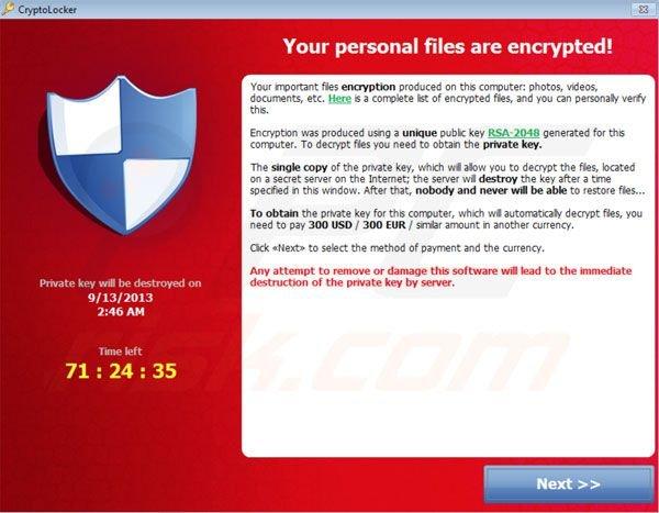 Guida al ransomware: cos'è, come si prende e come rimuoverlo