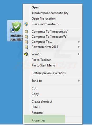 Come rimuovere antivirus plus 2014 istruzioni di rimozione - Blocca finestra aperta ...