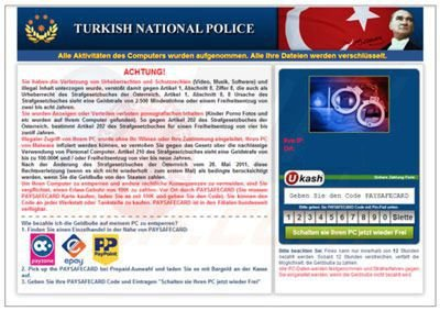 Turkey browser blocked