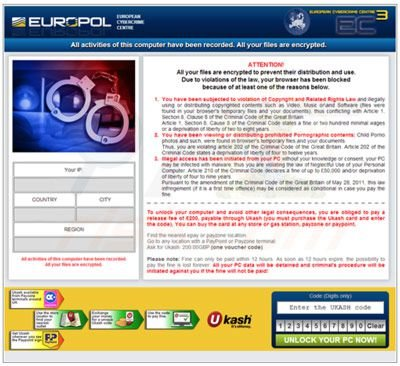 United Kingdom browser blocked
