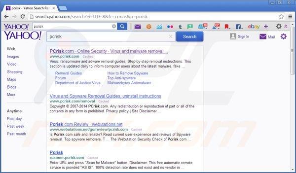 toolbar di yahoo