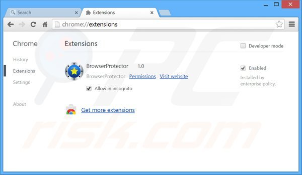 safefindercom-chrome-extensions