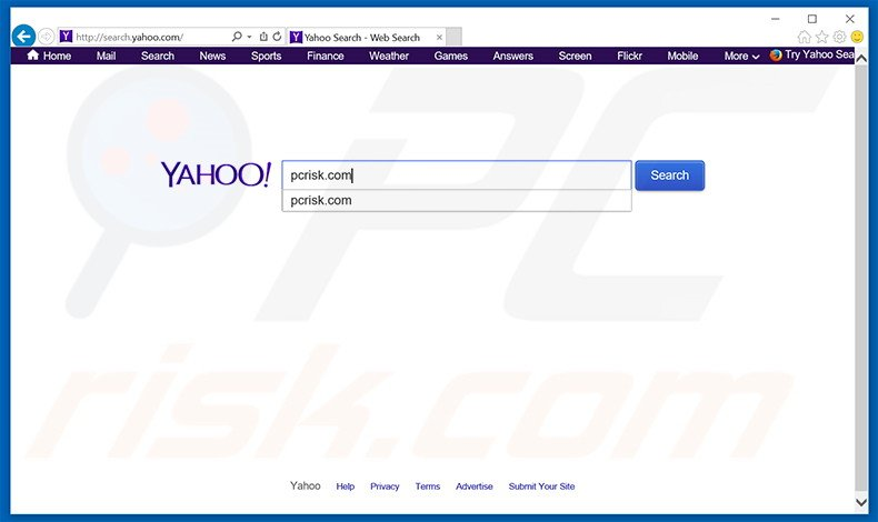 Search Know browser hijacker