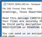 RansomExx Ransomware